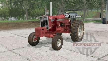 Farmall 1206 Turbꝋ for Farming Simulator 2015