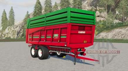 Cargo CP 140 for Farming Simulator 2017