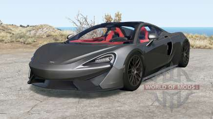 McLaren 570GT 2017 v3.0 for BeamNG Drive