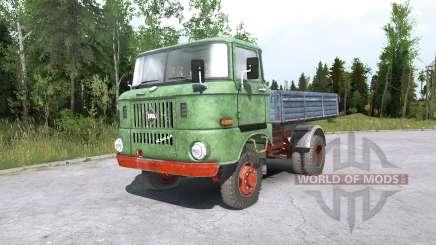 IFA W50 LA for MudRunner