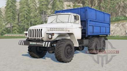 Ural 55ƽ7 for Farming Simulator 2017