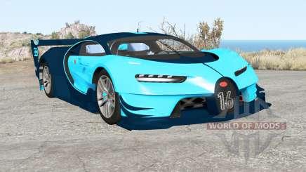 Bugatti Vision Gran Turismo 201ⴝ for BeamNG Drive