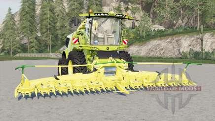 John Deere 9700i〡9800i〡9900ᶖ for Farming Simulator 2017