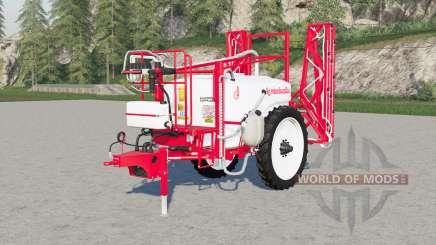 Agromehanika AGS 3500 for Farming Simulator 2017