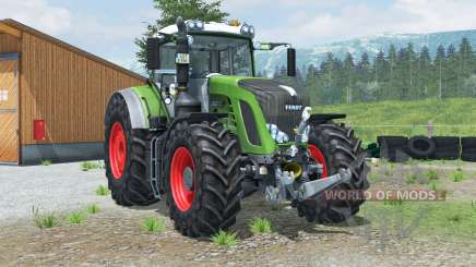 Fendt 936 Variѳ for Farming Simulator 2013