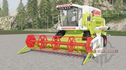 Claas Dominator 108 SL Maxᶖ for Farming Simulator 2017