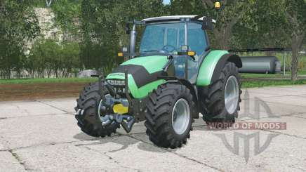 Deutz-Fahr Agrotron K 4Ձ0 for Farming Simulator 2015