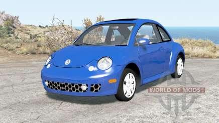 Volkswagen New Beetle Turbo S 2002 for BeamNG Drive