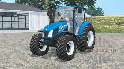 New Holland T4.7ƽ for Farming Simulator 2015