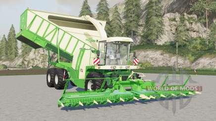 Krone BiG X 1100 Cargø for Farming Simulator 2017