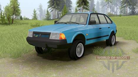 Muscovite 2141 for Spin Tires