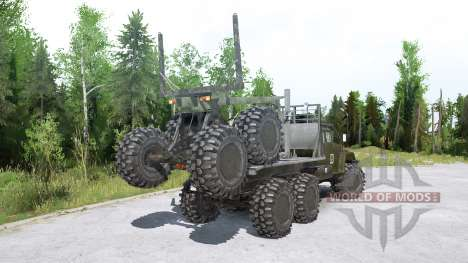 Sil Balda for Spintires MudRunner