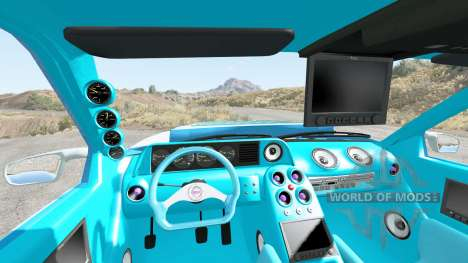 Bruckell LeGran Showboat v1.1 for BeamNG Drive
