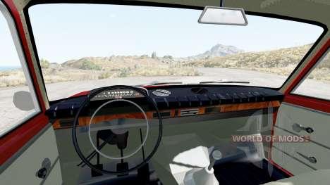 Vaz 2102 Jiguli for BeamNG Drive
