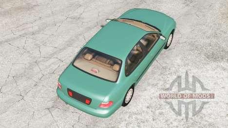 Ibishu Pessima CX v2.1 for BeamNG Drive