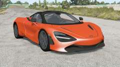 McLaren 720S coupe 2017 for BeamNG Drive