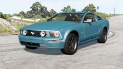 Ford Mustang GT 2005 v2.0 for BeamNG Drive