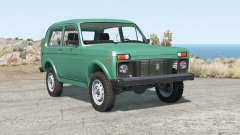 Vaz 2121 Niva for BeamNG Drive