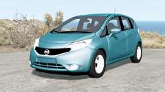 Nissan Note (E12) 2013 for BeamNG Drive