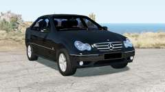 Mercedes-Benz C 320 (W203) 2004 for BeamNG Drive