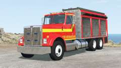 Gavril T-Series Fire Truck for BeamNG Drive