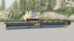 New Holland CR10.90 almost maintenance free for Farming Simulator 2017