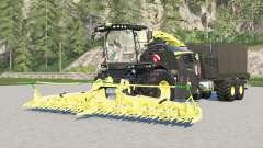 John Deere 8000i-series hooklift for Farming Simulator 2017