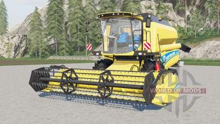 New Holland TC5 for Farming Simulator 2017