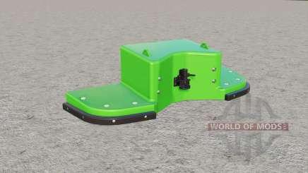 Krone rear weight for Farming Simulator 2017