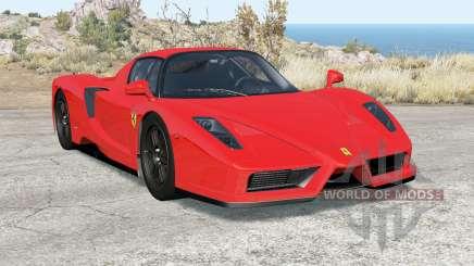 Enzo Ferrari 2004 for BeamNG Drive