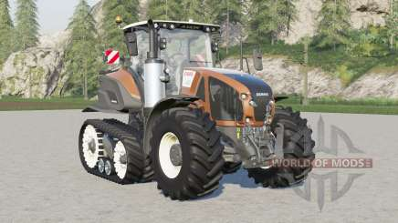 Claas Axion 930〡960 TT improved tractor traction for Farming Simulator 2017
