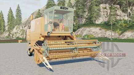Bizon Supⱸr Z056 for Farming Simulator 2017