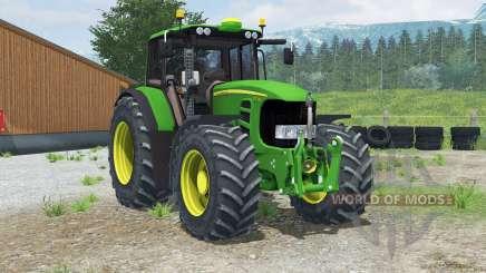 John Deere 7530 Premiuꙧ for Farming Simulator 2013