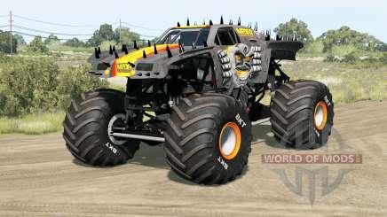 CRD Monster Truck v2.0 for BeamNG Drive