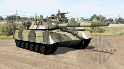T-80UD for BeamNG Drive