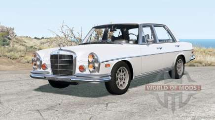 Mercedes-Benz 300 SEL 6.3 (W109) 196৪ for BeamNG Drive