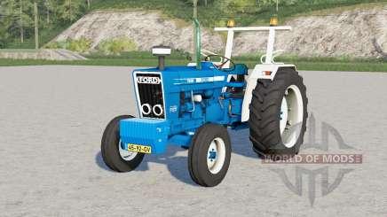 Ford 7600 for Farming Simulator 2017