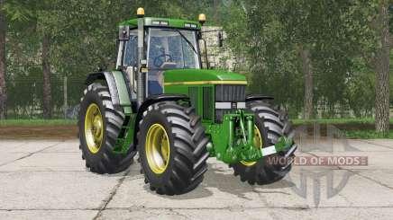 John Deeꞅe 7810 for Farming Simulator 2015