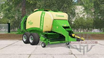Krone BiG Pack 1290 HDP (XC) for Farming Simulator 2015