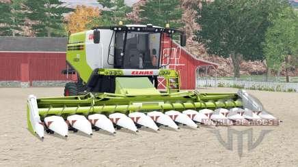 Claas Lexion 780 tracked〡wheels for Farming Simulator 2015