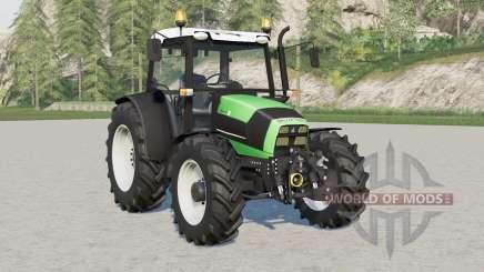 Deutz-Fahr Agrofarm 4ろ0 for Farming Simulator 2017