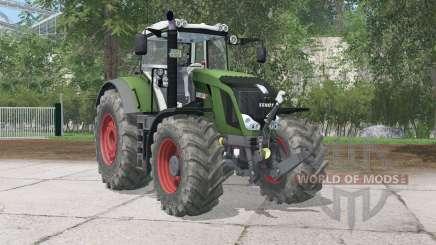 Fendt 828 Vario full lighting for Farming Simulator 2015