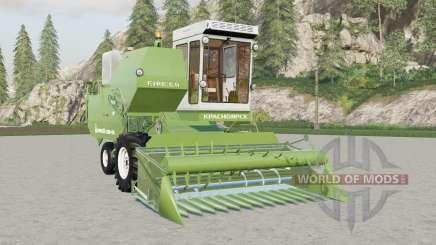 Yenisei 1200-1Ӎ for Farming Simulator 2017