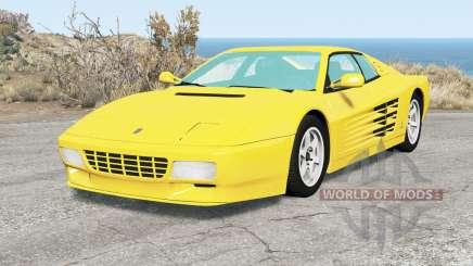 Ferrari 512 TR 19୨1 for BeamNG Drive