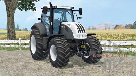 Steyr 6160 CVT for Farming Simulator 2015
