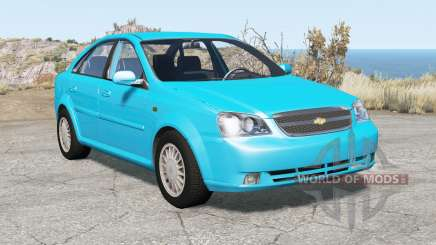 Chevrolet Lacetti sedan 2005 for BeamNG Drive