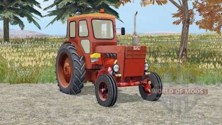 T-40A doesn't get dirty for Farming Simulator 2015
