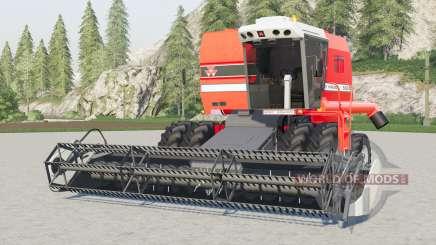 Massey Ferguson 5650 Advanceɗ for Farming Simulator 2017