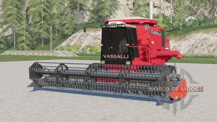 Vassalli 1200 for Farming Simulator 2017