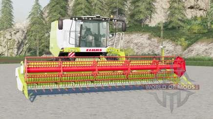 Claas Lexion 6ⴝ0〡660〡670 for Farming Simulator 2017